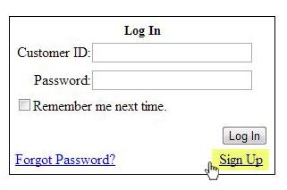 customer-portal-signup